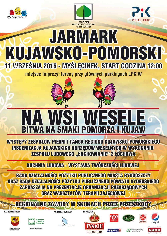 Jarmark Kujawsko-Pomorski w Myślęcinku