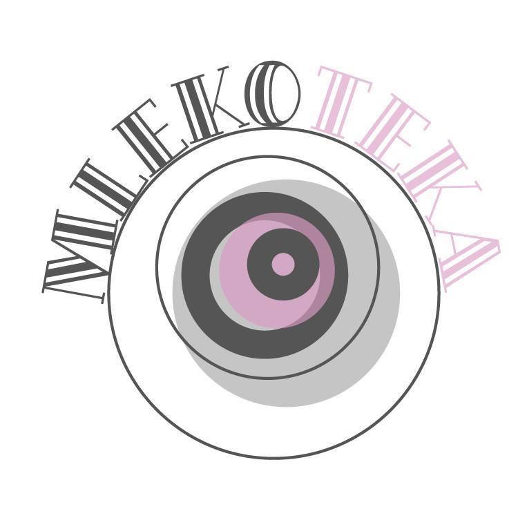 Logo akcji MLEKOTEKA